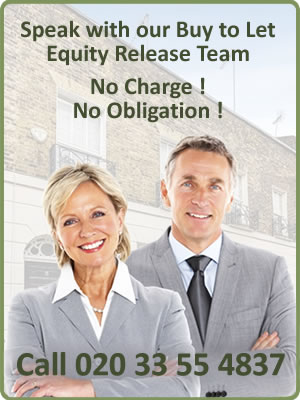 Speak to our Buy to Let Equity Release Team