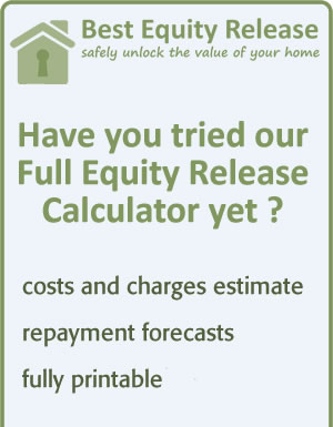 Have you tried our Equity Relese Calculator